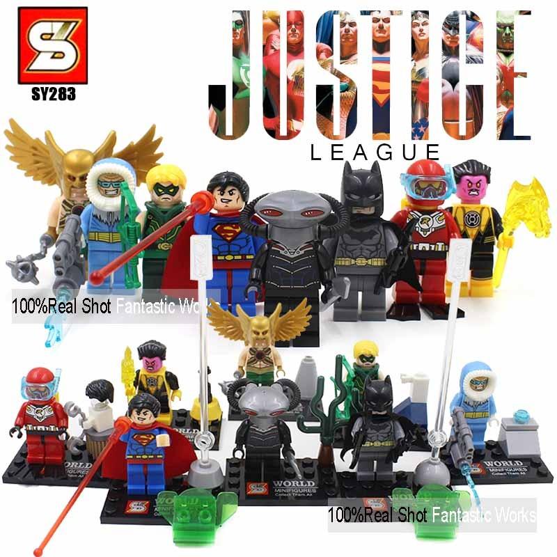 SY289 DC Batman v Superman Dawn of Justice League Super ...